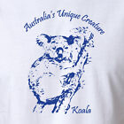 New Australia Day T-shirt Australia's Unique Creature Koala Aussie souvenir shop