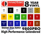 "15"" x 55yd Pick Your Colors 8 Year MacTac Graphic Vinyl Film Signs & Banners"