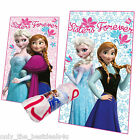OFFICIAL DISNEY FROZEN FLEECE BLANKET 100 X 150 CM ANNA ELSA OLAF