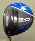Used -  LH Cobra Golf BiO CELL Fairway Wood (Blue) - 5-7 Wood - Stiff Flex