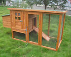 RABBIT / GUINEA PIG HUTCH HUTCHES RUN RUNS BUNNY BUSINESS THE MINI SHACK