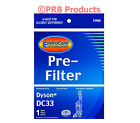 Dyson DC33 91956302 Washable Pre Vacuum Filter Mail Order QVC Exclusive Plus