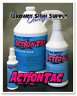 Action Tac® Ready-To-Use Vinyl Decal Application Fluid 4 oz. Quart & Gallon