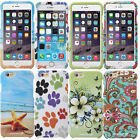 Fashion Hard Durable Ultra Slim Snap On Case Cover for Apple iPhone 6 Plus 5.5