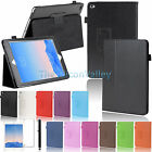 For Apple iPad Air 2 Smart Case Wake/Sleep Folio Cover Magnetic PU Leather Stand