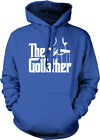 The Golfather Golfing Parody Funny Humor Classic Present Gift Hoodie Pullover