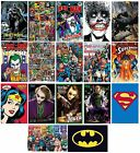 DC COMICS & MOVIE POSTERS (Official) 61x91.5cm - Large Range - Wall/Room (Maxi)