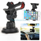 360 Rotary Car Dashboard Holder Windshield Suction Cup Mount Cradle for Phone