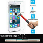 New Arc Tempered Glass Film Screen Protector Cover For iphone 6 4.7 Plus 5.5