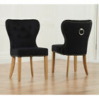 Kalim Solid Oak Dining Chair