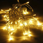 40m/250 100m/500 LED String Lights Fairy Light Christmas Tree Lighting Garden