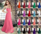 New Bridesmaid Dresses Evening Prom Gown Party Formal Dress Size 6-26 #52