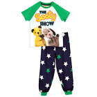 Sooty Pyjamas | Sooty & Sweep PJs | Fr Age 2 to 7 Years | New w/tags