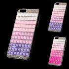 """Crystal Diamond Bling Back Case Cover For Apple iPhone 4s 5 5s 6 4.7"""" Plus 5.5"""""""
