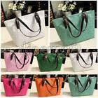 Women Leather Handbag Ladies Designer Shoulder Purse Messenger Bag Tote Satchel