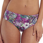 Panache Floris Brief Purple Floral 7312 10-20