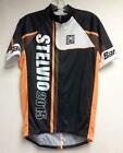 2015 Stelvio Granfondo Commemorative CYCLING JERSEY Made in Italy by Santini