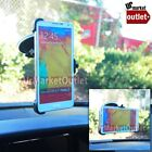 Front Windshield Car Mount Holder For Samsung Galaxy Note 2-5 Edge Plus/S-Series