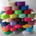 "25 Yards 1 ""(25mm) satin ribbons Wedding occasions decoration 29 color choose"