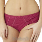 Panache Masquerade Angie Brief/Knickers Raspberry 7172 NEW Select Size