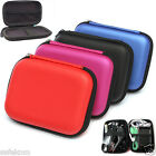 "Portable 2.5"" Laptop PC USB External HDD Hard Disk Drive Carry Case Cover Pouch"