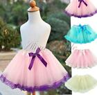 Cute Baby Girls Toddler Tutu Skirt Princess Pettiskirt Dress Party Dance Costume