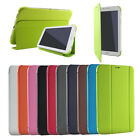 For SAMSUNG Galaxy Tab4 8.0 SM-T331 T330 Case Cover Auto Wake Sleep Hottest