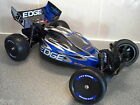 New FTX Edge 1/10 2WD Off Road R/C Buggy/Car Rolling Chassis Red/Blue (No Elecs)