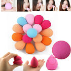 1/5/10PC Flawless Smooth Makeup Sponge Beauty Blender Shaped Water Droplets Puff