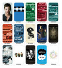 Supernatural Dean&Sam Winchester for iPhone iPad Samsung PVC Phone Case Skin