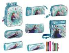 FROZEN - Pencil Cases/Backpacks/Purses/Bags - Anna, Elsa, Olaf (Official Disney)