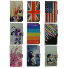 luxury Wallet Card Holder multifunction Full Cover Case For HTC NOKIA iPhone
