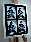 FOO FIGHTERS DAVID GROHL LTD EDITION SIGNED POP ART CANVAS