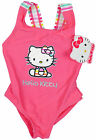 Girl's Hello Kitty Rainbow Baby Swimming Costume Toddler Bathing Suit 3-24 Mths
