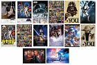 STAR WARS - POSTERS (Ufficiale) 61x91.5cm - Poster Film Classici, Maxi