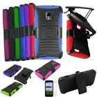 Phone Case For Straight Talk ZTE Rapido LTE Z932LCover Stand Holster ScreenGuard