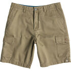 Quiksilver Everyday Cargo Mens Shorts Walk - Elmwood All Sizes