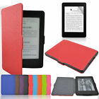 Smart Ultra Slim Magnetic Case Cover For Kindle Paperwhite+Screen film Lovely