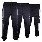 Mens Location Fleece Bottoms Tracksuit Track Pants Cuffed Joggers Pant New