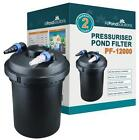 used pond filter