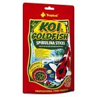 Tropical Koi & Goldfish Spirulina Sticks, Futtersticks