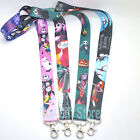 Nightmare Before Christmas Lanyard Keys ID Cell Phone Neck Strap *New*