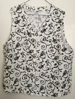 Marc Ware Linen Top Floral  Hot Cotton Family Woman Size  1x- 2x  3x New