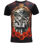 Mens T-Shirts Soul Star Short Sleeve T Shirt 'Tasmania' New