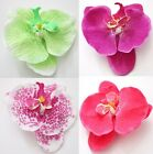 Girls Orchid Cloth Hair Clip For Bridal Hawaii Party Ornaments Decor 7Colors Z