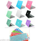 "Rubberized Matte Case UK/USA Cover For Macbook Air 11""13.3"" Pro 15""Retina Laptop"