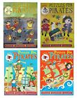 PUZZLES FOR PIRATES! A4 Activity Books (Puzzles/Colouring/Learning)(Kids/Busy)