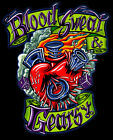 Choppers Inc Blood Sweat & Gears T-Shirt CH1113