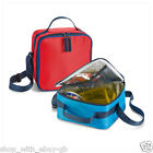 Childrens Coolbag Lunch Bag - Cooler Bag Food Drinks Carrier School Kids Child