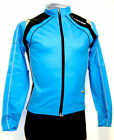 SANTINI Flores CYCLING JACKET Windproof BLUE Road